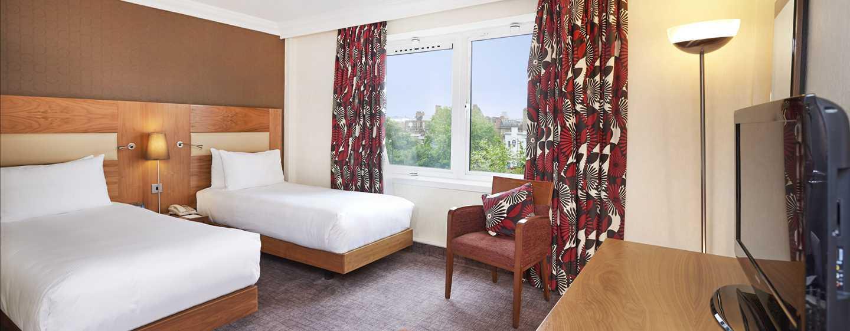 Hilton London Olympia, Großbritannien - Zweibettzimmer