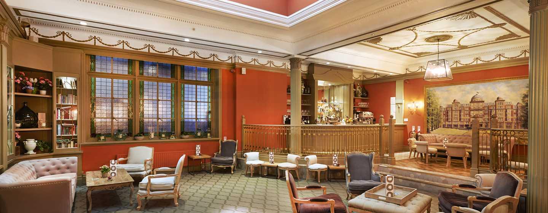 Hilton London Hyde Park, Großbritannien - Aubaine Lounge Bar