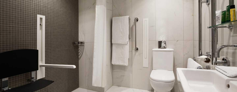 Hilton London Angel Islington Hotel, Großbritannien -Badezimmer