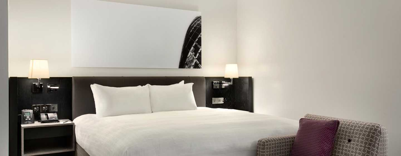 Hilton London Angel Islington Hotel, Großbritannien -Executive Suite mit King-Size-Bett