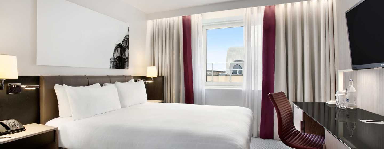 Hilton London Angel Islington Hotel, Großbritannien -Doppelzimmer