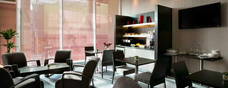 Hilton London Angel Islington Hotel, Großbritannien -Executive Lounge