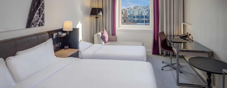 Hilton London Angel Islington Hotel, Großbritannien -Familienzimmer