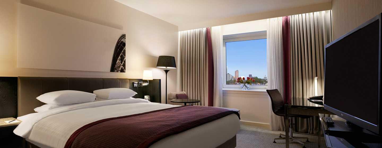 Hilton London Angel Islington Hotel, Großbritannien -Superior Zimmer mit Doppelbett
