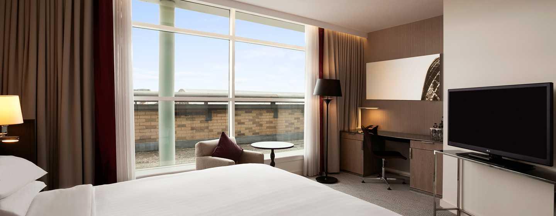 Hilton London Angel Islington Hotel, Großbritannien - Executive Zimmer mit King-Size-Bett