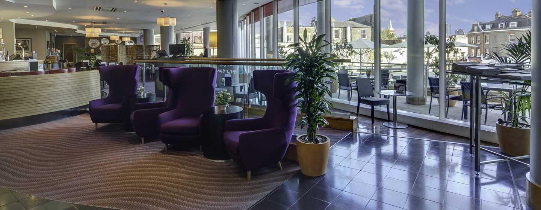 Hilton London Angel Islington Hotel, Großbritannien -Hotel Lobby