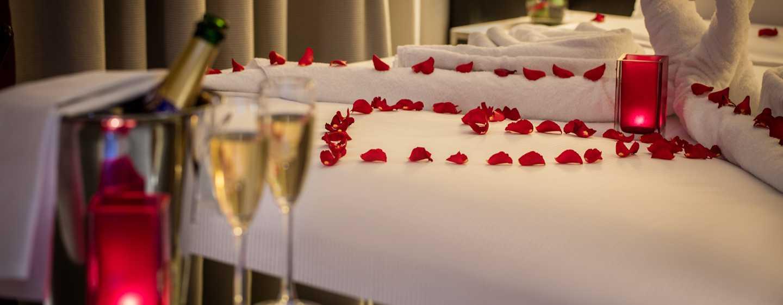 Hilton London Angel Islington Hotel, Großbritannien -Romantische Arrangements