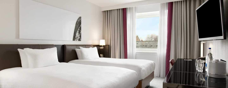 Hilton London Angel Islington Hotel, Großbritannien -Superior Zweibettzimmer