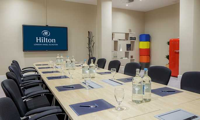 Hilton London Angel Islington Hotel, Großbritannien - Boardroom