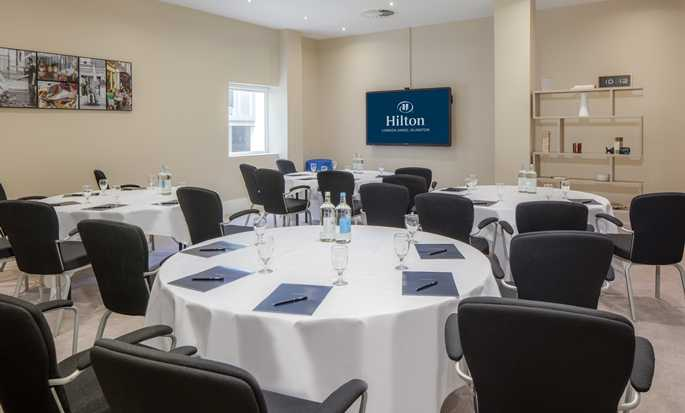 Hilton London Angel Islington Hotel, Großbritannien - Meetingraum