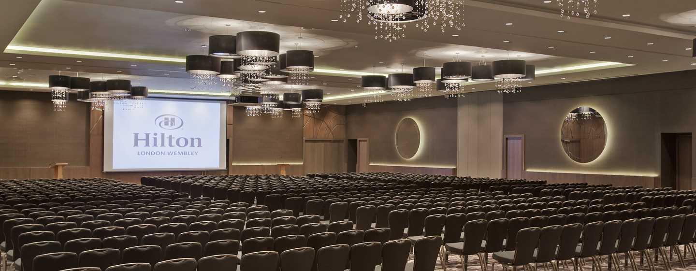 Hilton London Wembley, Großbritannien - Tagungsraum