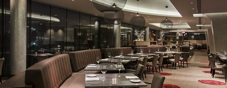 "Hilton London Wembley, Großbritannien - Restaurant ""The Association"""