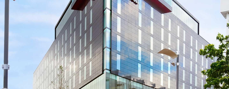 Hilton London Wembley, Großbritannien - Außenansicht des Hotels