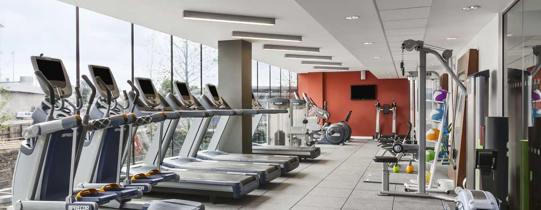 "Hilton London Wembley, Großbritannien - ""Living Well Gym"" Fitnesscenter"