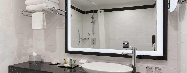 Hilton London Wembley, Großbritannien - Hilton London Wembley – Badezimmer