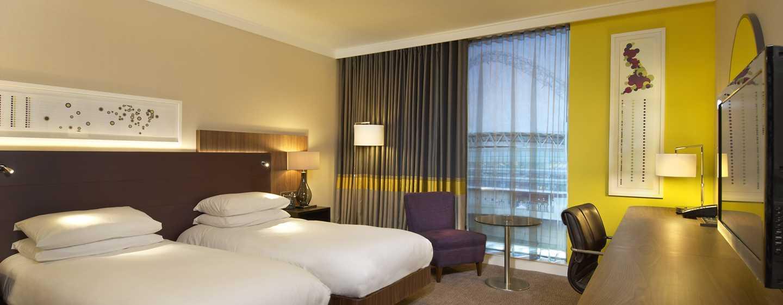 Hilton London Wembley, Großbritannien - Hilton Zweibettzimmer