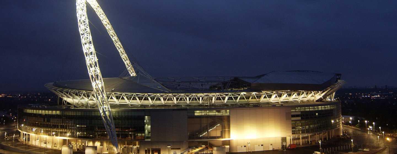 Hilton London Wembley, Großbritannien - Die ideale Örtlichkeit für alle Veranstaltungen im Umkreis
