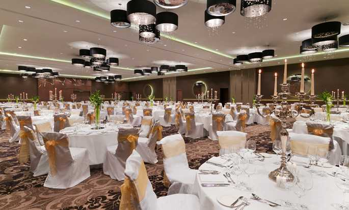 Hilton London Wembley, Großbritannien - Hilton London Wembley – Meetingraum