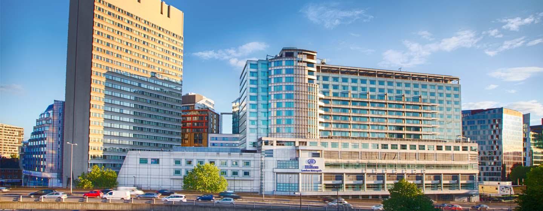Hilton London Metropole Hotel – Außenbereich