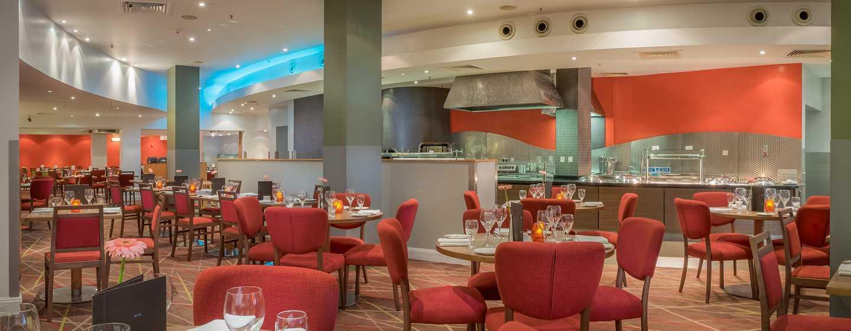 "Hilton London Metropole Hotel – Restaurant ""Fiamma"""