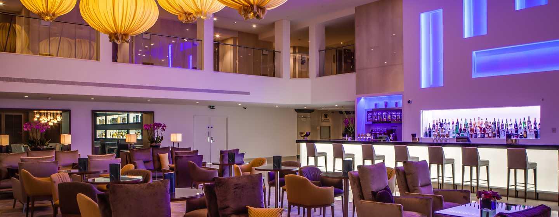 Hilton London Metropole Hotel – Familienzimmer mit zwei Einzelbetten