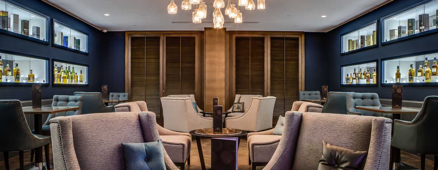Hilton London Metropole Hotel – Whisky Lounge