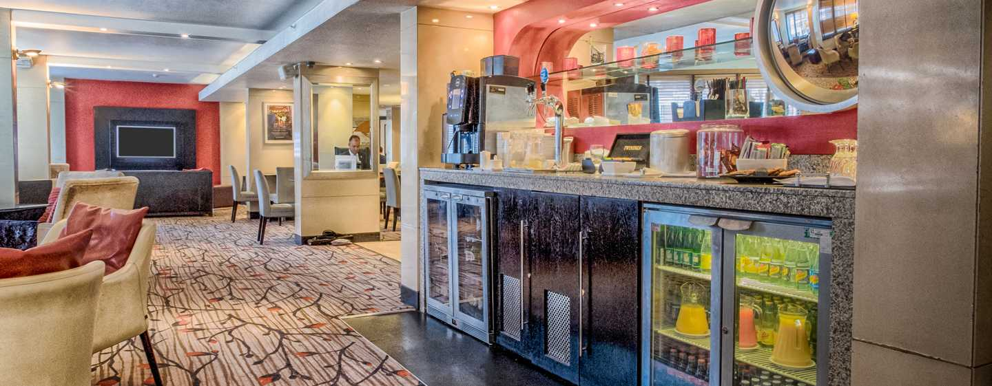 Hilton London Metropole Hotel – Executive Lounge