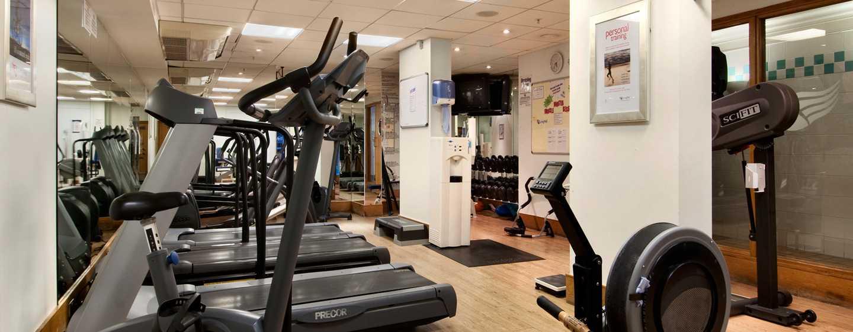Hilton London Metropole Hotel – LivingWell Fitness Centre