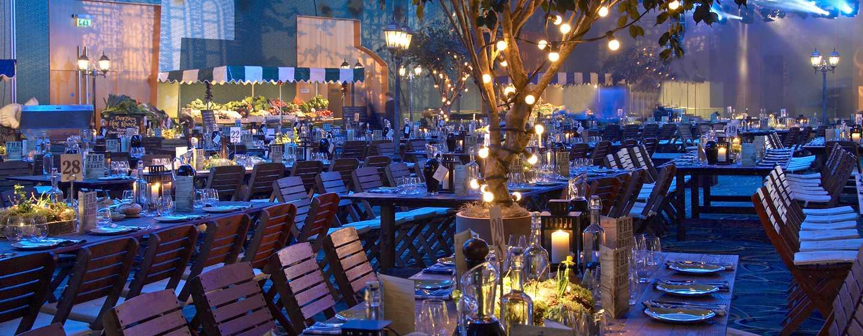 "Hilton London Metropole Hotel – Veranstaltungsraum ""Palace Suite"""