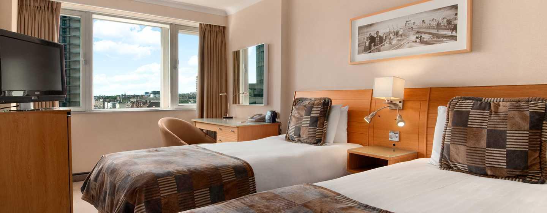 Hilton London Metropole Hotel – Hilton Zweibettzimmer