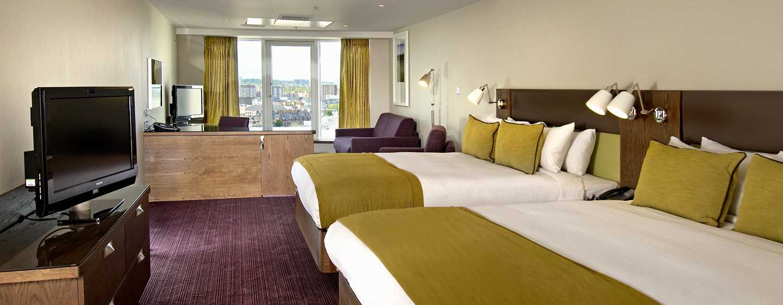 Hilton London Metropole Hotel – Superior Familienzimmer