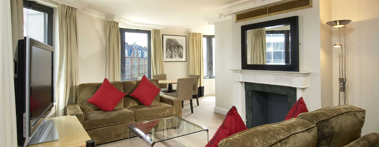 Hilton London Metropole Hotel – Octagon Suite
