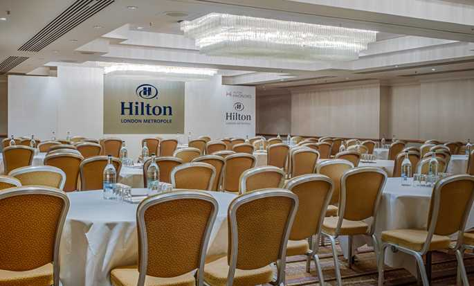 Hilton London Metropole Hotel – Meetingraum