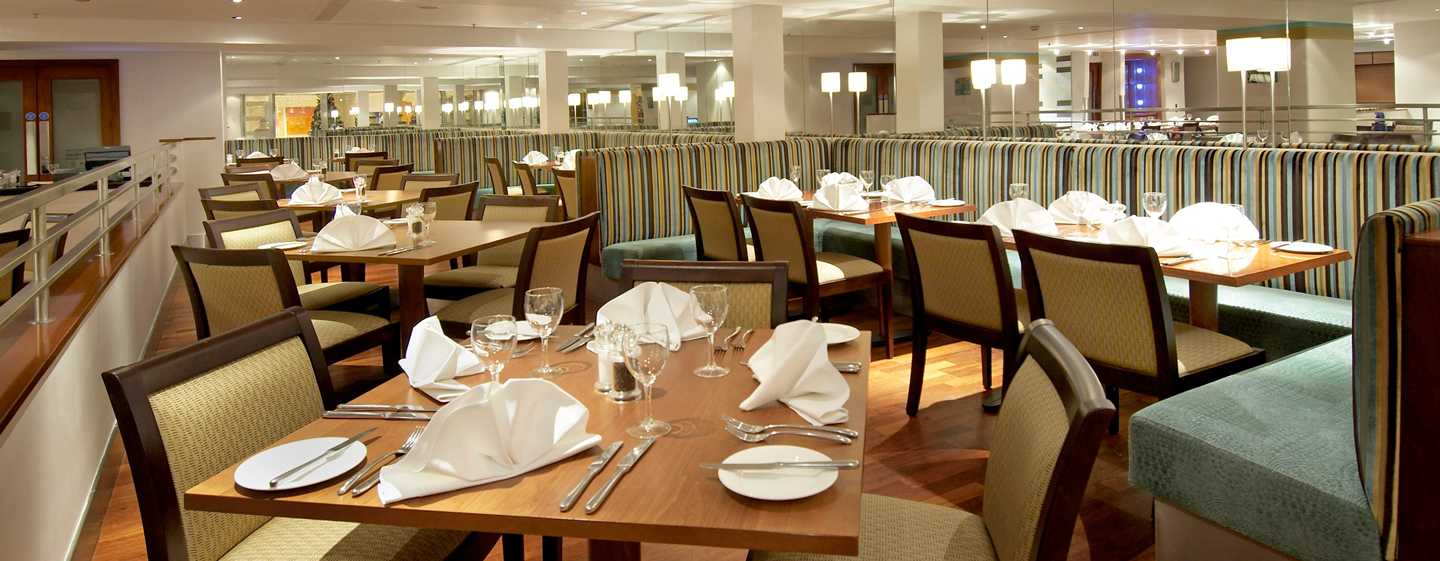 Hilton London Paddington, Großbritannien – The Brasserie