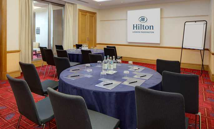 "Hilton London Paddington Hotel – Meetingraum ""Redstar"""