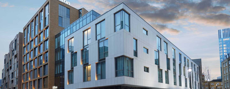 Hilton London Bankside, GB – Außenbereich des Hotels