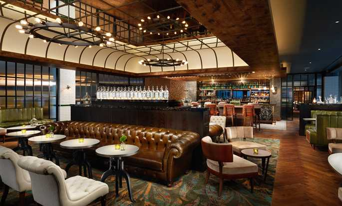 Hilton London Bankside, GB – Bar The Distillery