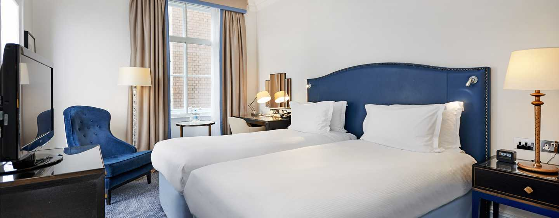 The Waldorf Hilton, London – Deluxe Plus Zweibettzimmer
