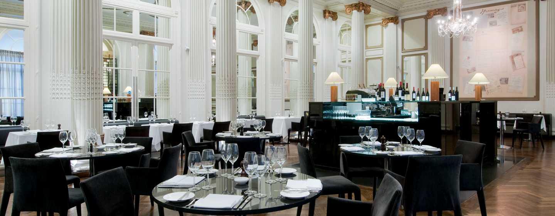 "The Waldorf Hilton, London – Restaurant ""Homage"""