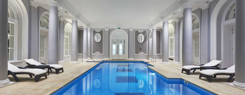 The Waldorf Hilton, London – Beheizter Innenpool