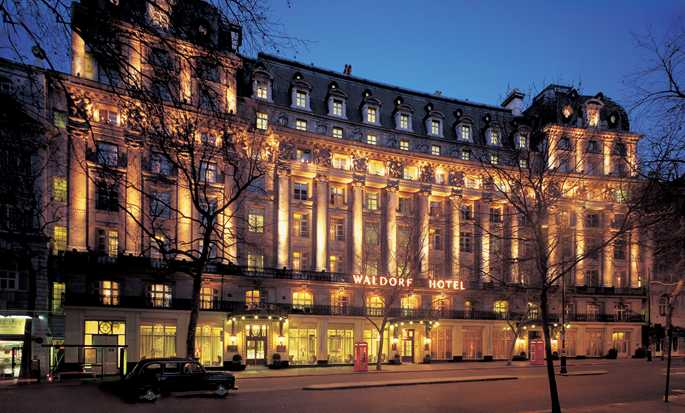 The Waldorf Hilton, London – Außenansicht