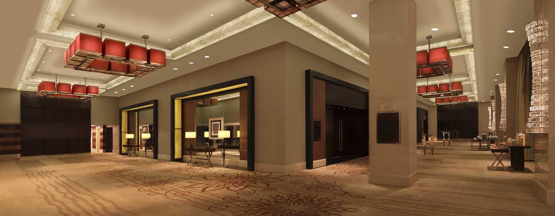 Hilton Chennai Hotel, Indien - Empfangsbereich