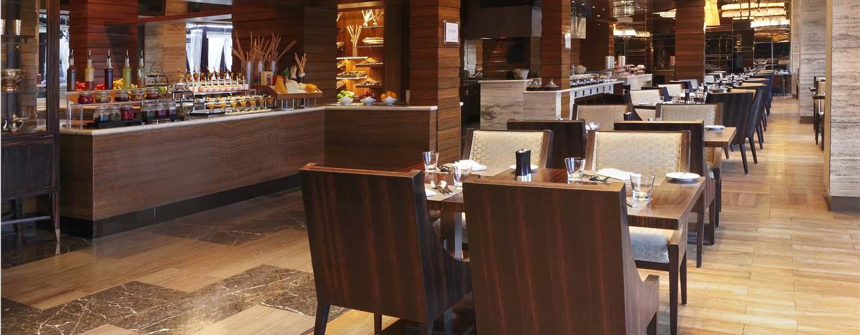 "Hilton Chennai Hotel, Indien – Restaurant ""Vasco's"