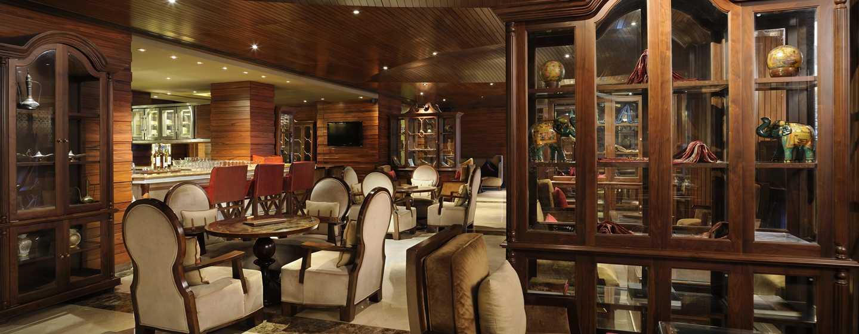 Hilton Chennai Hotel, Indien – Vintage Bank