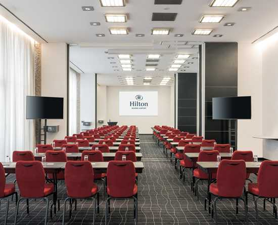 Hilton Madrid Airport, Spanien – Kleine Meetings
