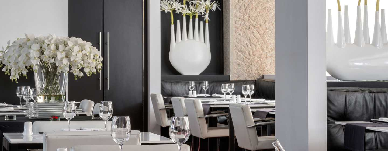 Hilton Madrid Airport, Spanien– Restaurant La Reserva Grill