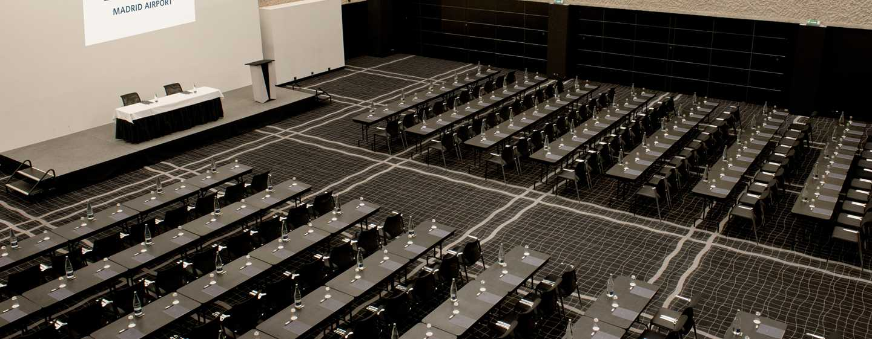 Hilton Madrid Airport, Spanien – Ballsaal Isabela