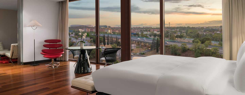 Hilton Madrid Airport Hotel, Spanien– Präsidenten Suite