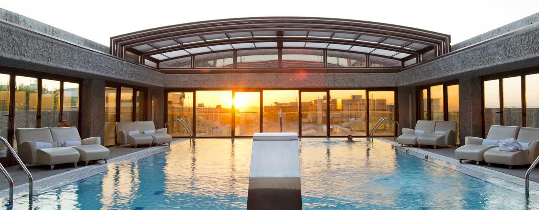 Hilton Madrid Airport, Spanien– Swimmingpool