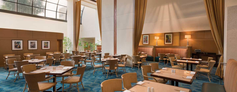 Hilton Miami Airport Hotel, Florida – Coral Cafe